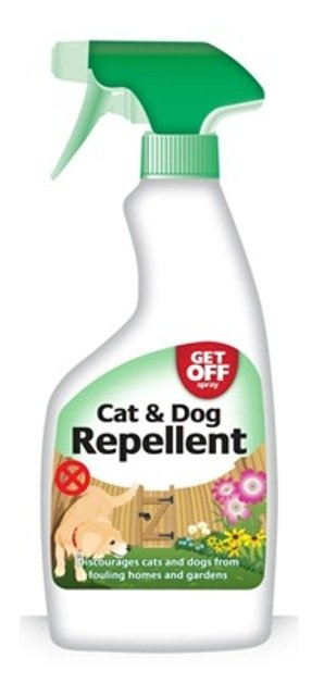 Get Off Cat And Dog Deterrent And Repellent Spray
