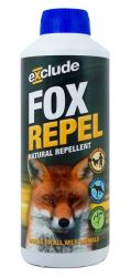 Organic Fox Repellent