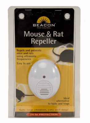 Rentokil Beacon Rat and Mouse Repeller - Single Room