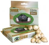 Sork Natural Mole Deterrent - 10 Bulbs