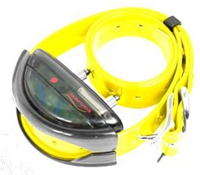 Canicom Expert Additional Receiver Collar - Yellow