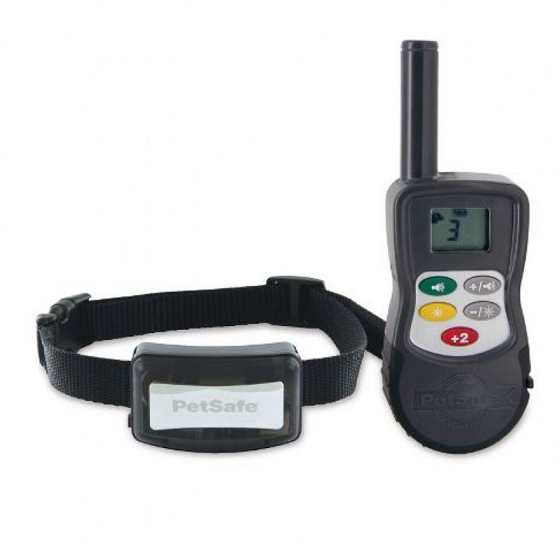 350m Little Dog Deluxe Electric Impulse Remote Training Aid