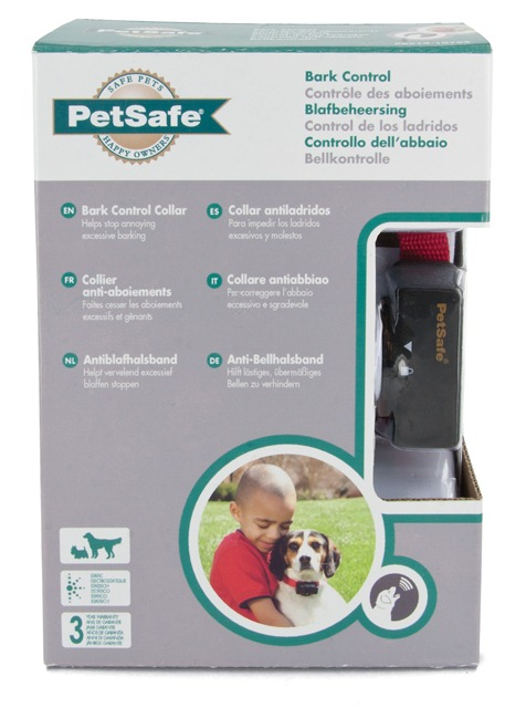 Automatically Adaptive Electric Impulse Bark Control Collar