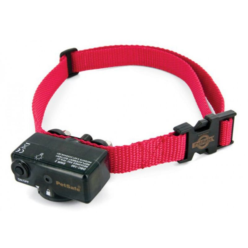 Dual Detection Electric Impulse Deluxe Bark Control Collar