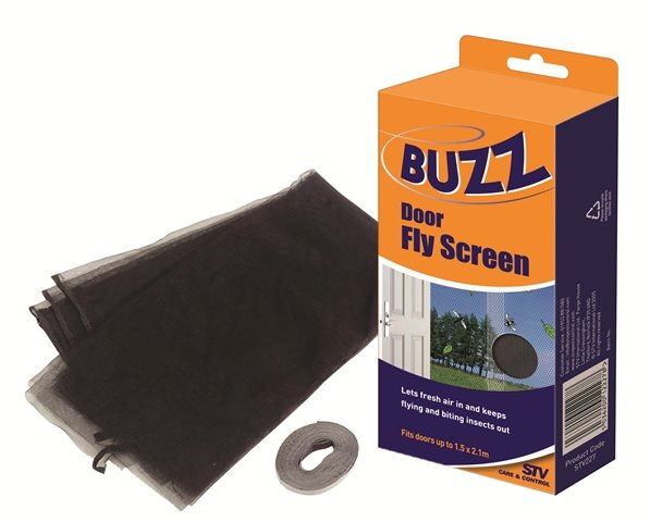 Door Fly Screen