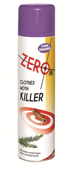 Clothes Moth Killer Spray - 300ml