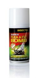 Super Flea & Fly Bomb - Automatic Release Spray