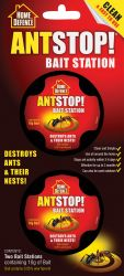 Home Defence® Ant Stop!® Bait Station™ - Twin Pack