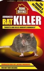Home Defence® Advanced Rat Killer Granules