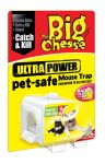 The Big Cheese Ultra Power Pet-Safe Mouse Trap