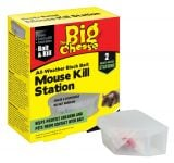 The Big Cheese Mouse Kill Stations - Twinpack