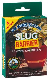 Slug Barrier Adhesive Copper Tape