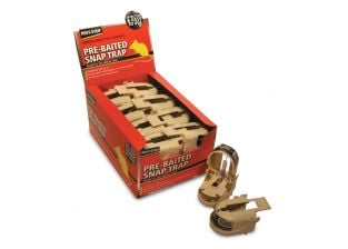 Procter Pest-Stop Snap-Trap Pre-Baited Mouse Trap