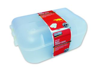 Procter Pest-Stop Easy-Set Rat Trap Box