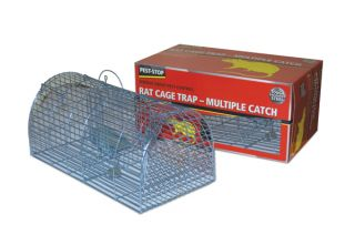 Procter Pest-Stop Multicatch Rat Cage