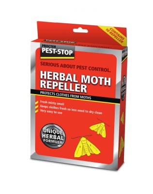 Procter Pest-Stop Herbal Moth Repeller