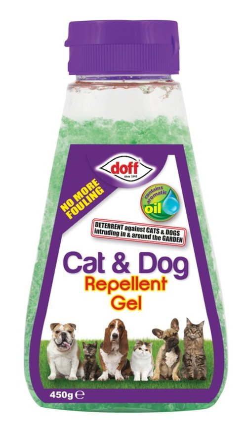 Cat & Dog Repellent Gel - 450g