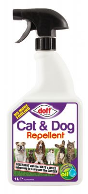 Cat & Dog Repellent Spray - 1L