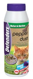 Pepper Dust Cat Repellent 300g by Defenders™