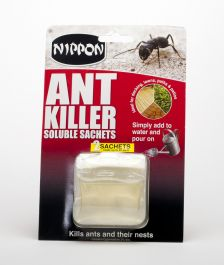 2 x 25g Nippon Ant Killer Soluble Sachets