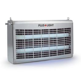 Pluslight™ 60W Stainless Steel Glue Board Fly Killer