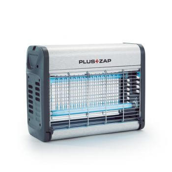 PlusZap™ 16W Electric Grid Aluminium Fly Killer