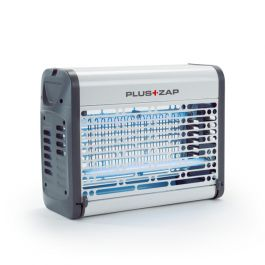16W White Electric Grid Fly Killer By PlusZap™