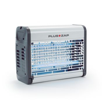 PlusZap™ 16W White Electric Grid Fly Killer