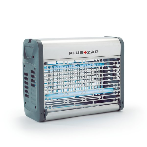 PlusZap™ 16W Stainless Steel Electric Grid Fly Killer