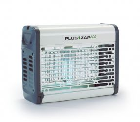 20W White Electric Grid Fly Killer By PlusZapEco