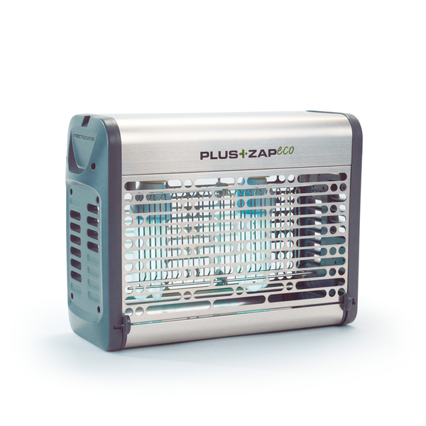 PlusZapEco 40W Stainless Steel Electric Grid Fly Killer