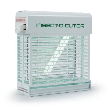 Focus 11W White Elcrtic Grid Fly Killer
