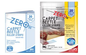 Carpet Beetle Killer Strips