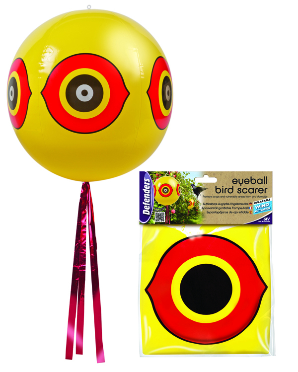 Eyeball Bird Scarer