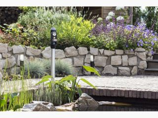 Pond Laser Guard Heron Scarer By Velda