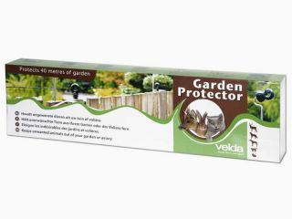 Electric Fence Garden Protector By Velda