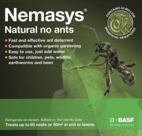 Nemasys No Ants 50 sqm