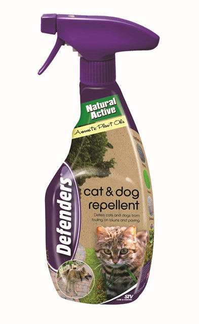 Cat & Dog Repellent Spray 750ml by Defenders™