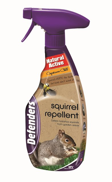Squirrel Repellent Spray 750ml by Defenders™