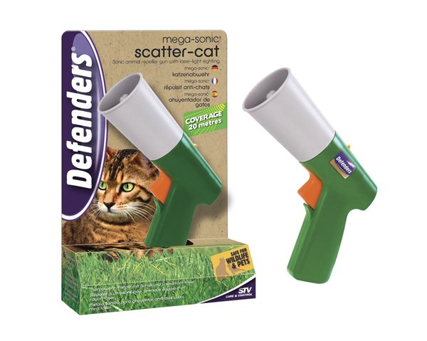 Scatter Gun Bark Control and Pest Repeller by Defenders™