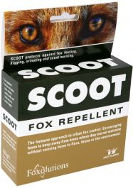 Scoot - Fox Repellent