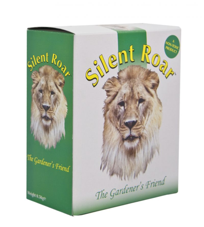 Silent Roar - Cat Repellent - 0.5kg
