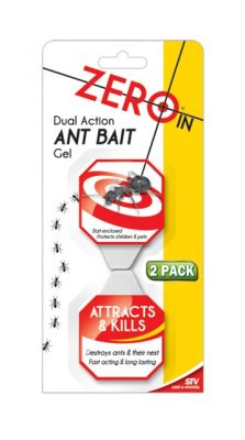 Dual Action Ant Bait Gel - 2 Pack