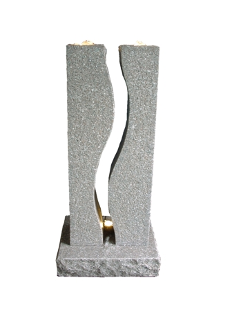 Split Granite Water Feature