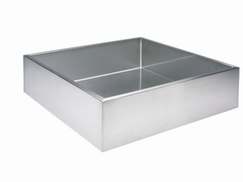 200L Stainless Steel Reservoir (1m x 1m)