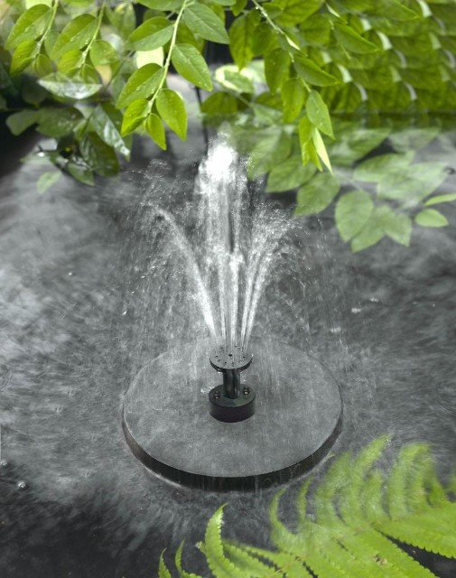 Sunjet 300 Solar Pump Water Feature (With Light)