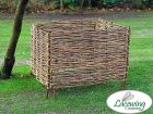 Hazel compost bin 900 Litres by Lacewing�