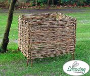 Hazel compost bin 900 Litres by Lacewing™