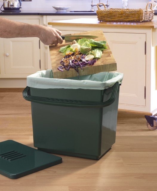 Odour Free Compost Caddy