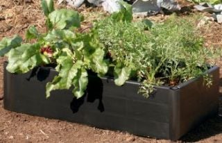 115 Litres - Mini Grow Bed - 0.97m x 0.51m (H25cm)